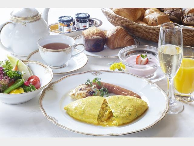 デ_アドミラル(朝食イメージ)