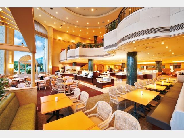カフェテラスカメリア  洋食レストラン ホテル1F