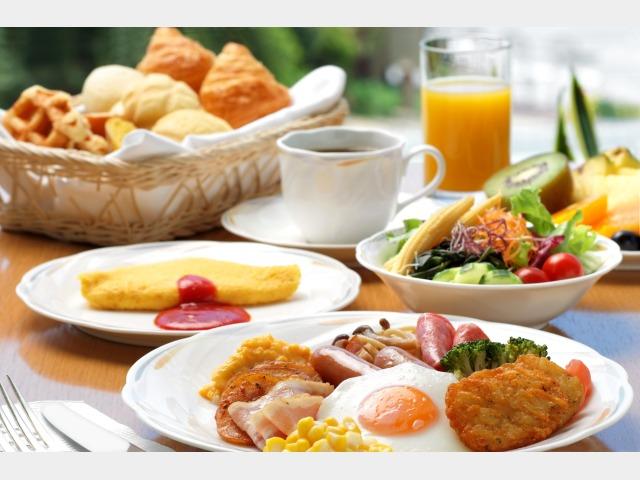 朝食バイキングイメージ