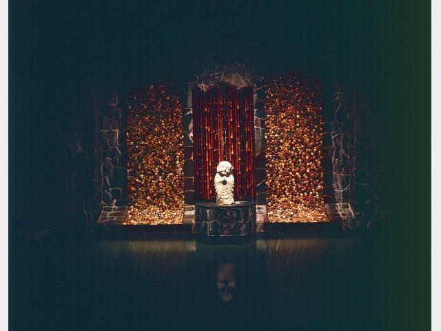 夜の湯滝の湯(大浴場)