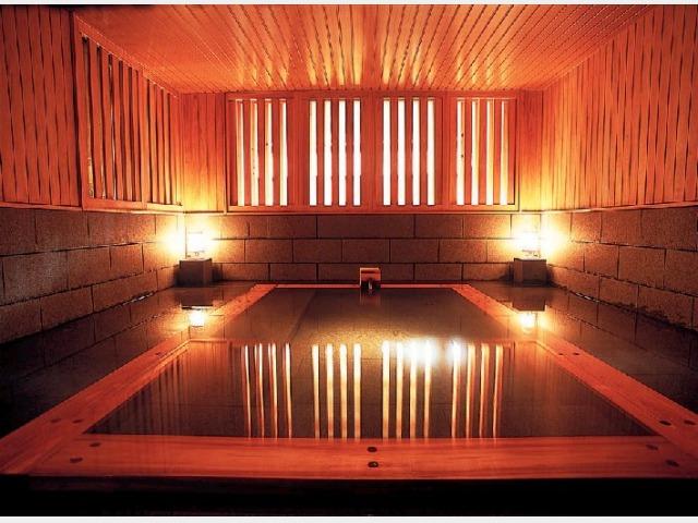 大浴場 双檜の湯