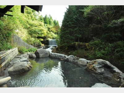 川風呂イメージ