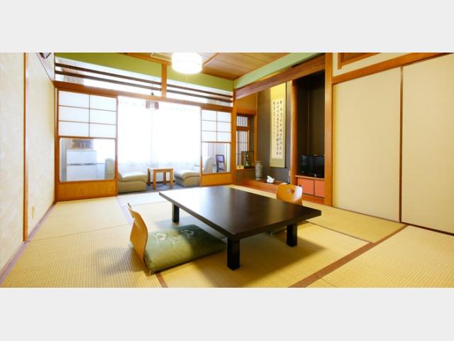 客室一例(本館和室)