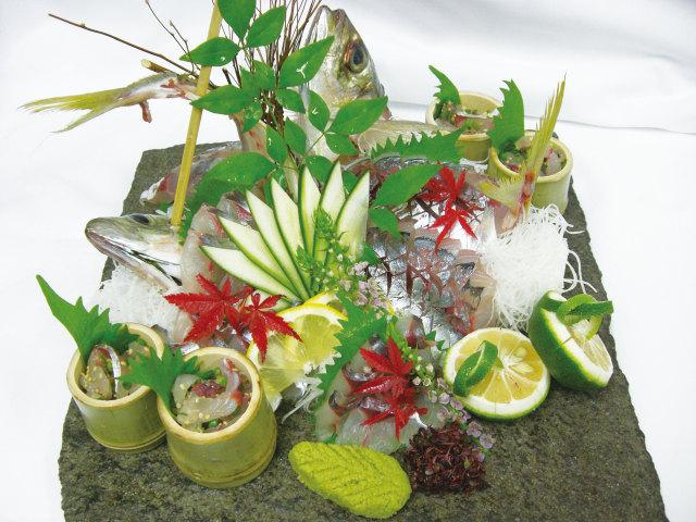 夕食/味覚UP 豊後アジづくしイメージ