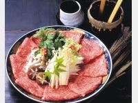 夕食/味覚UP 豊後牛しゃぶしゃぶイメージ
