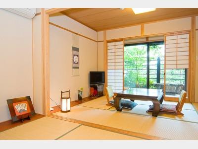 露天風呂付和室 / 一例