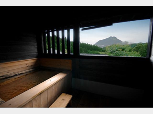 檜半露天風呂客室
