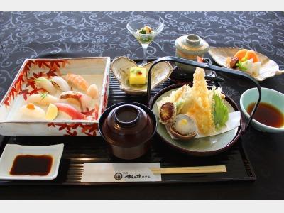 日本料理「花水木」ランチイメージ