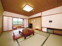 客室一例 10畳和室