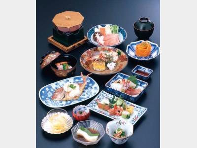 夕食/特撰和食会席イメージ