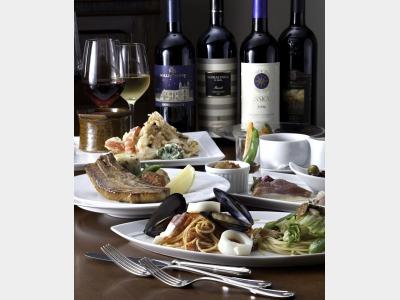 夕食 イタリアン
