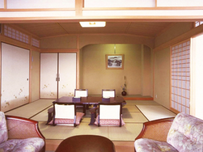 客室一例 磯客殿 和室