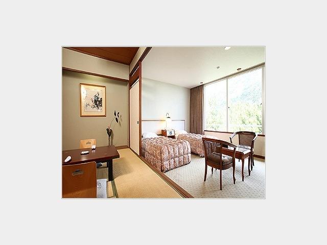 薩摩客殿 客室一例