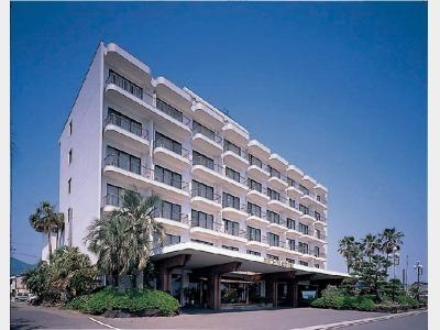 指宿コーラルビーチホテルの外観