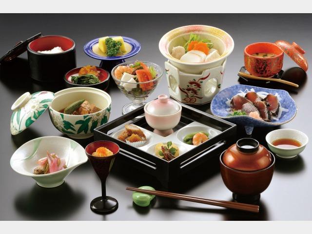 夕食/さつまの郷土料理膳イメージ