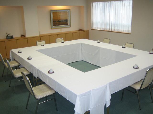 会議室(城山の間)