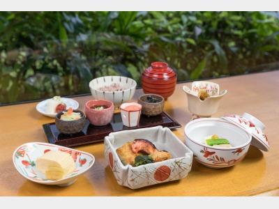 和食レストラン「真南風」朝食(イメージ)