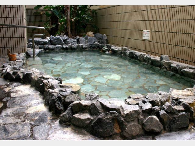 露天風呂 三重城温泉