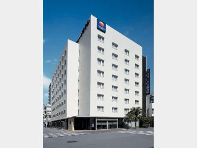 コンフォートホテル那覇県庁前