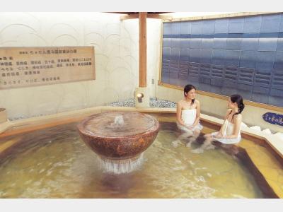 テルメヴィラちゅらーゆ(天然温泉かけ流し式)