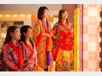 琉球衣装イメージ