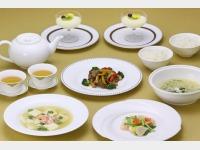 中国料理「金紗沙」夕食イメージ