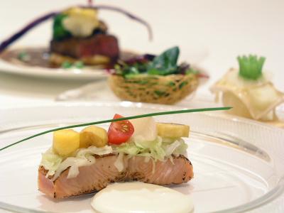ブラッスリー「ベルテマール」夕食イメージ