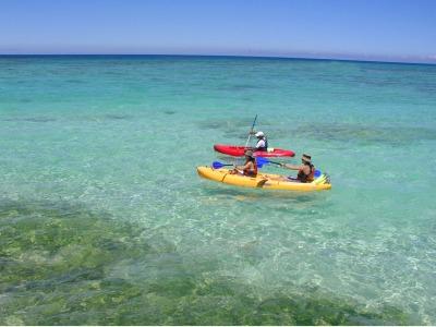 アクティビティビーチカヌーイメージ