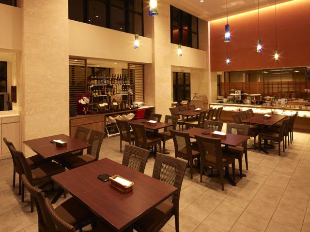 レストラン (夜)