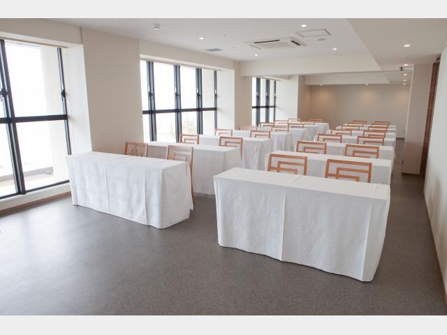 会議室(セッティング一例)