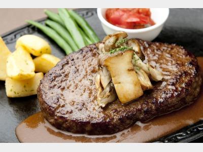 ハンバーグステーキ(イメージ)