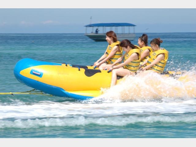 かりゆしビーチ|マリンスポーツ