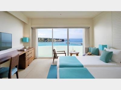 ハイフロアビーチサイド/客室一例