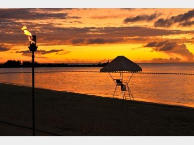 リザンシーパークビーチ(イメージ)