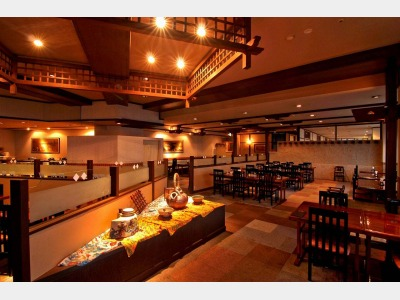 朝食・ディナーレストラン|日本料理・琉球料理 七福