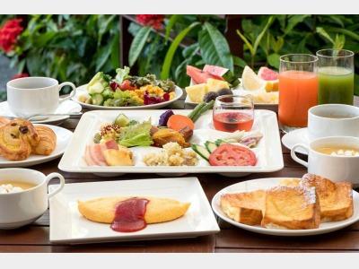 カジュアルダイニング「パラディ」|朝食 ブッフェ
