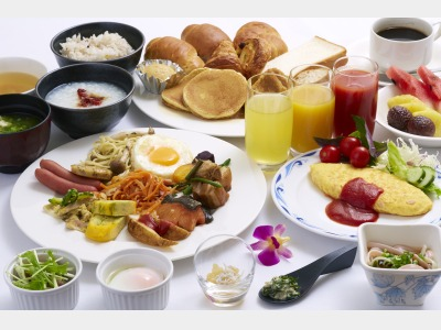 ビュッフェレストラン「マーセン」※朝食イメージ