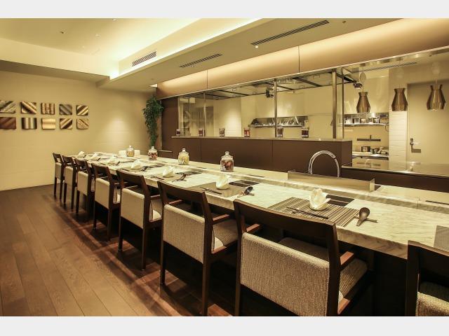 スペシャリティレストラン「銀河 中国料理」