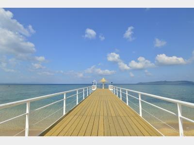 フサキ桟橋イメージ