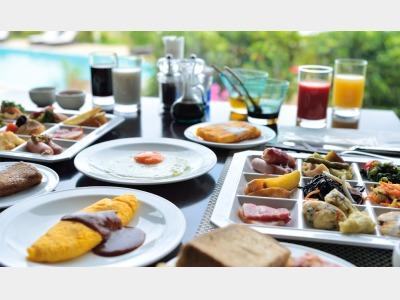 朝食|和洋バイキング
