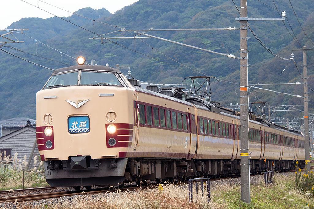 国鉄形車両の最後の楽園…直江津付近 | ひろやすの汽車旅コラム | 日本旅行