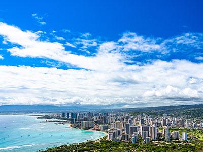 【羽田発】年末に行く!ハワイアン航空往復直行便利用ホノルル6日 往復送迎付き【ネットバーゲン】