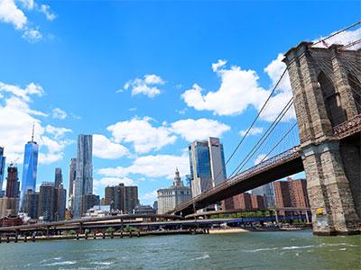 【関空発】ユナイテッド航空で行くニューヨーク5・6・7日【先どり!】