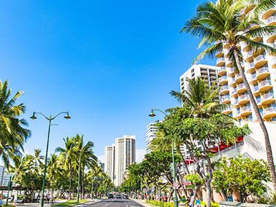 【新千歳発】ハワイアン航空往復直行便利用ホノルル5・6日【ネットバーゲン!ハワイ】