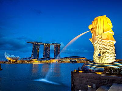 【福岡発】シンガポール航空で行くシンガポール4・5日【観光付き】