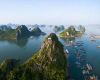 【福岡発】ベトナム航空直行便利用ハノイ&ハロン湾4・5・6日【盛りだくさん】