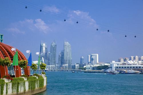【福岡発】シンガポール航空で行くセントーサ島+シンガポール5日【先どり!】