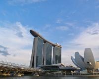 【福岡発】シンガポール航空で行くマリーナベイ・サンズに泊まる!シンガポール4・5日【春~夏の先どり!】