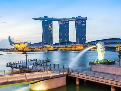 【福岡発】4名1室OKのお部屋に泊まるシンガポール4・5日【夏のたび みんなでわいわい】