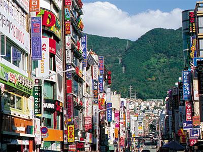 【名古屋発】エアプサン利用/大韓航空利用 釜山3・4日 送迎付き【先どり!】